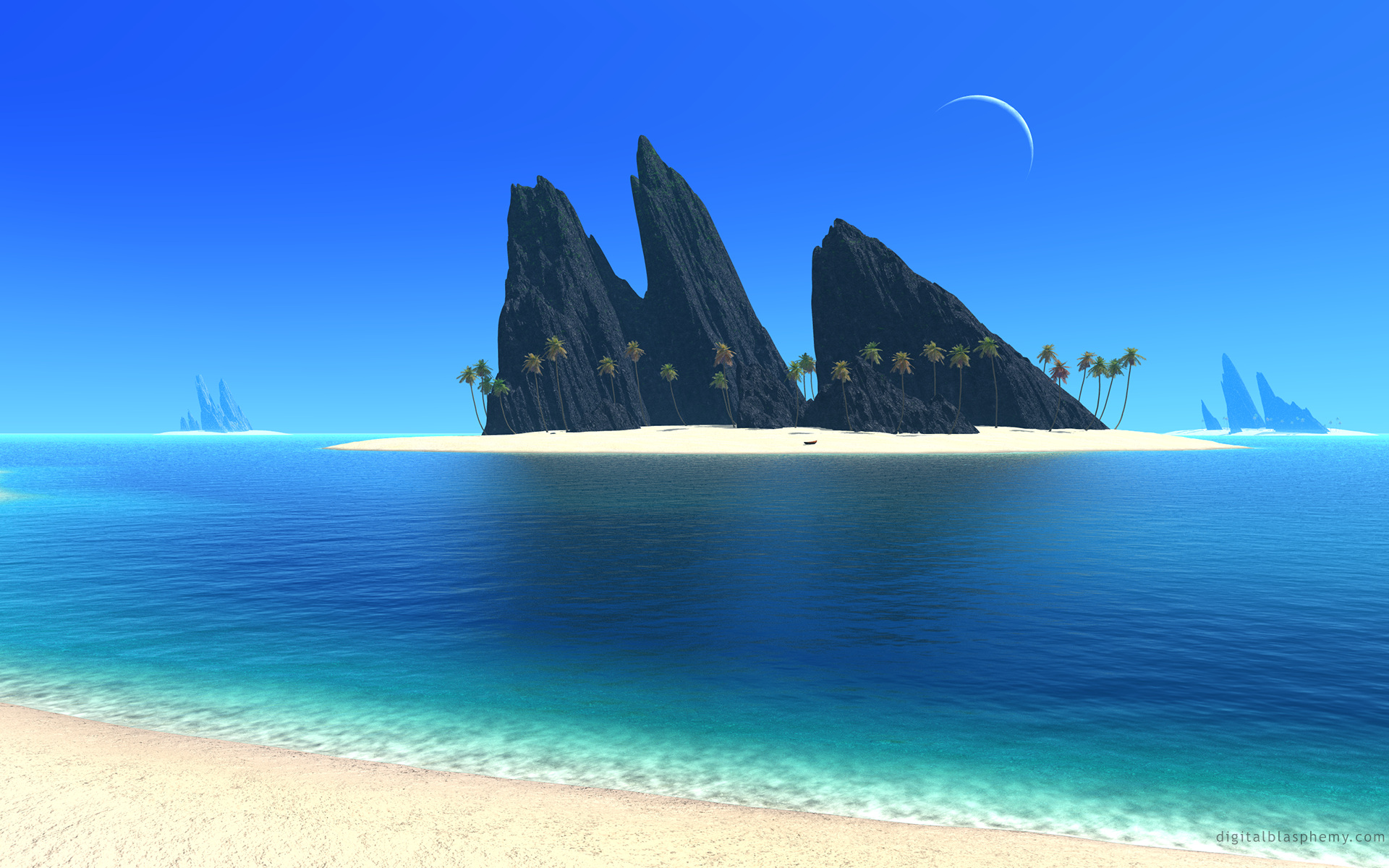 Cool Beach Backgrounds