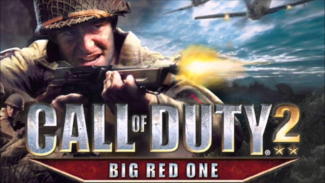 Call of Duty 2 Big Red One   Main Theme HQ 1280x720