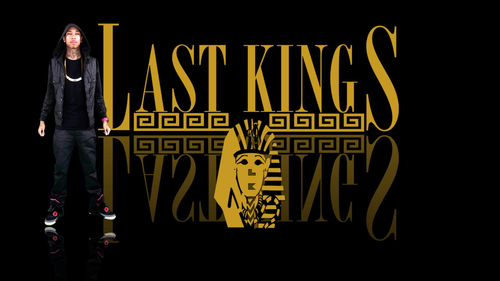 Tyga Last Kings Rap Wallpapers 1920x1080