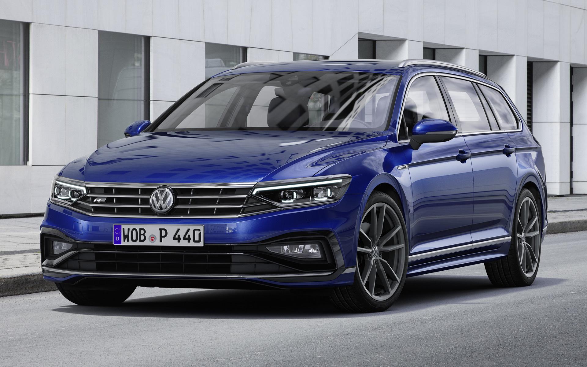 2019 Volkswagen Passat Variant R Line   Wallpapers and HD Images 1920x1200