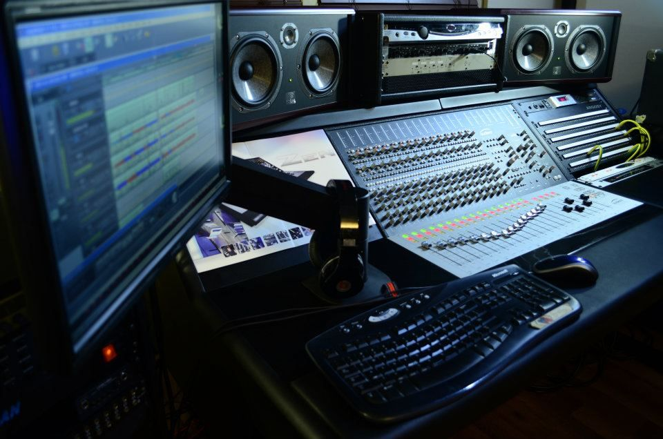 The Nook Recording Studio News and Latest Information Onesheet 960x636