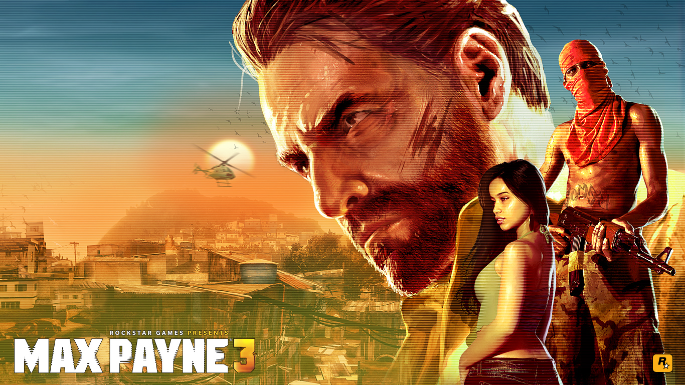 The Elderly Gamer Max Payne 3 post preview preview 1366x768