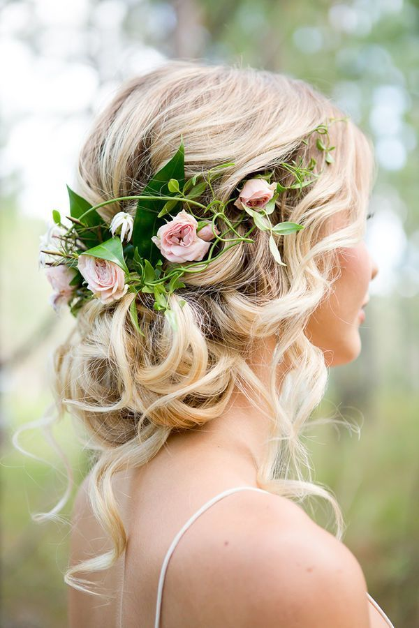 Real Inspiration for the Perfect Wedding Updo This wedding updo 600x900