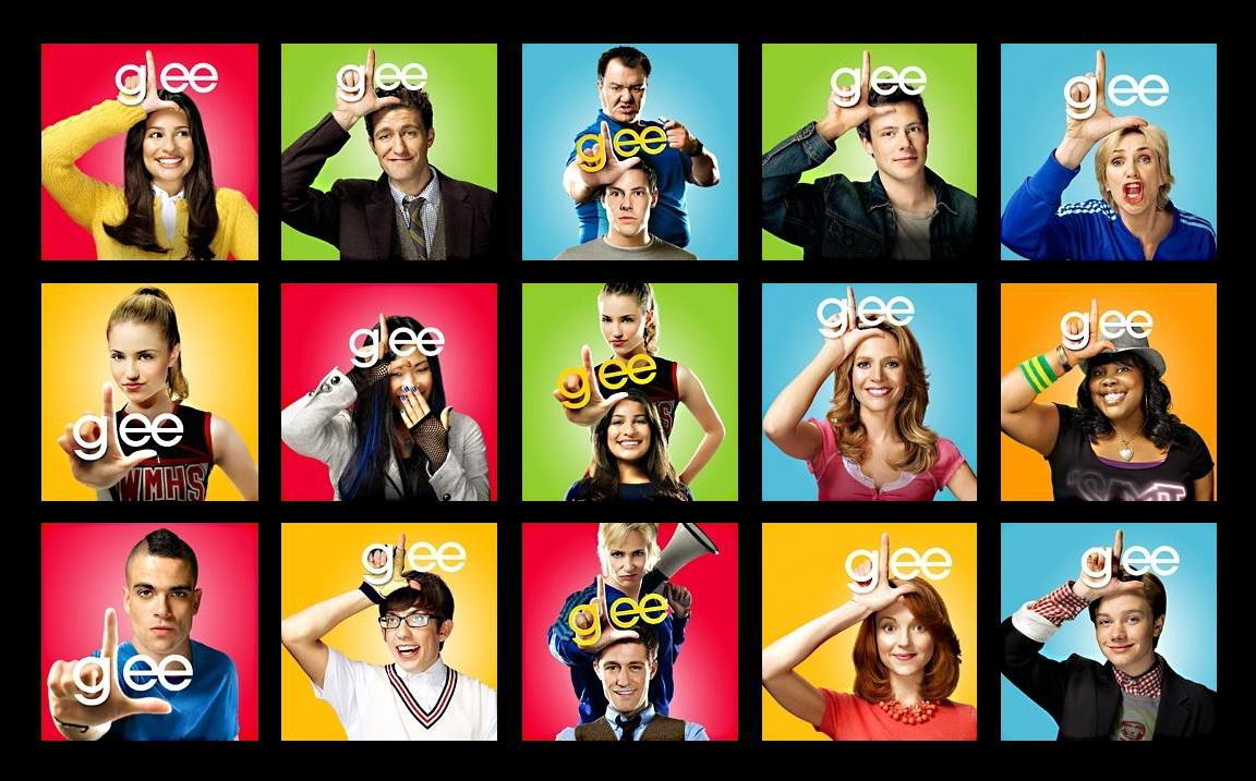 Glee wallpaper 8 1152x717