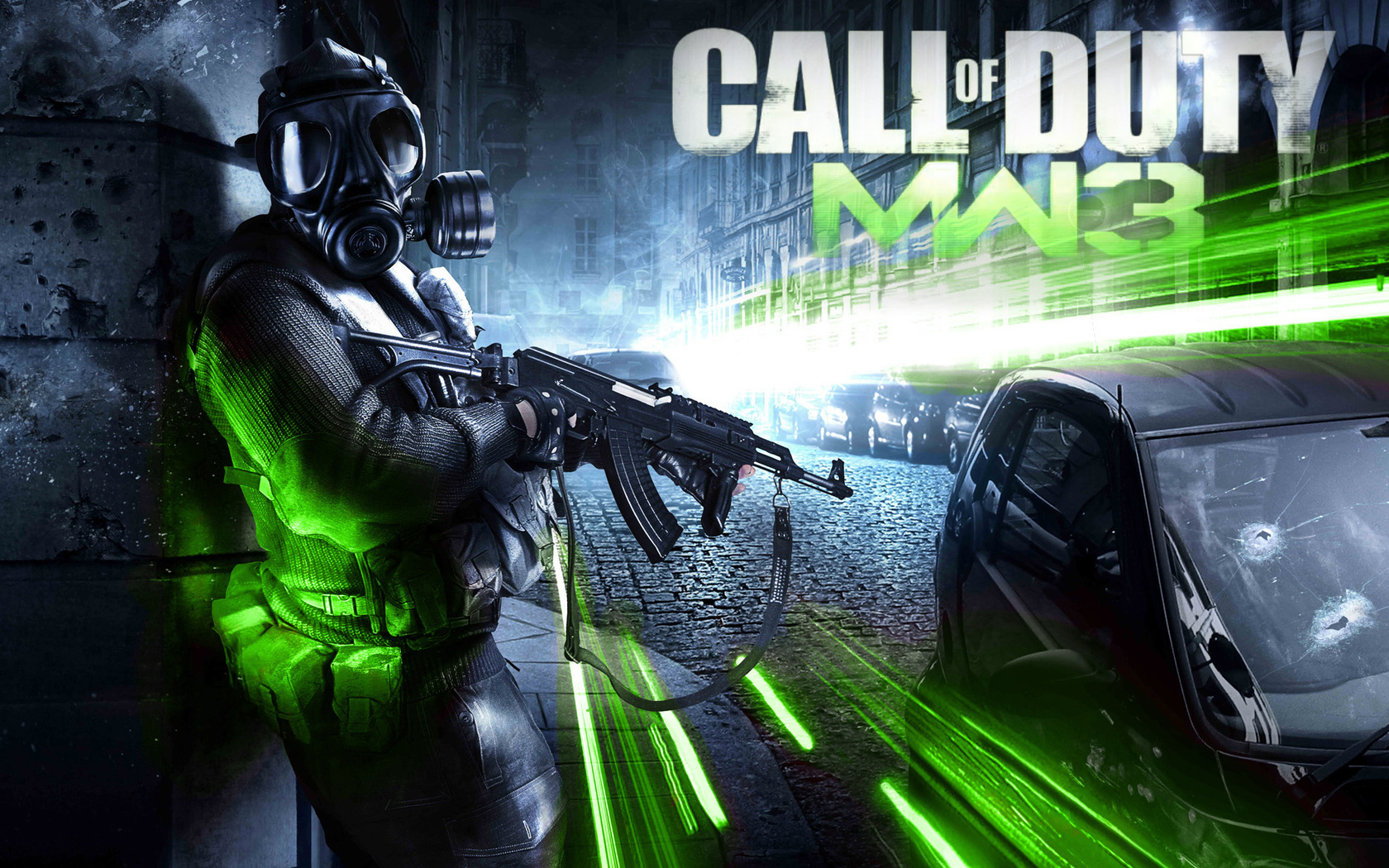 Call Of Duty Modern Warfare 3 Screen   Wallpaper Pin it 1680x1050