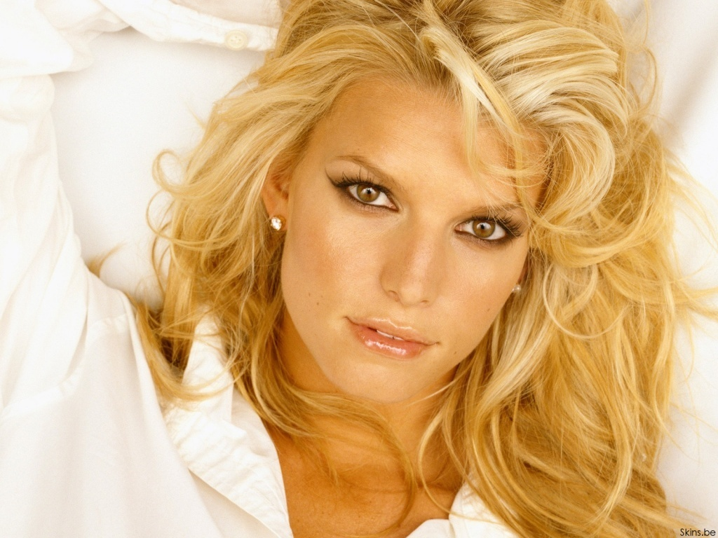 Jessica Wallpaper   Jessica Simpson Wallpaper 22356079 1024x768