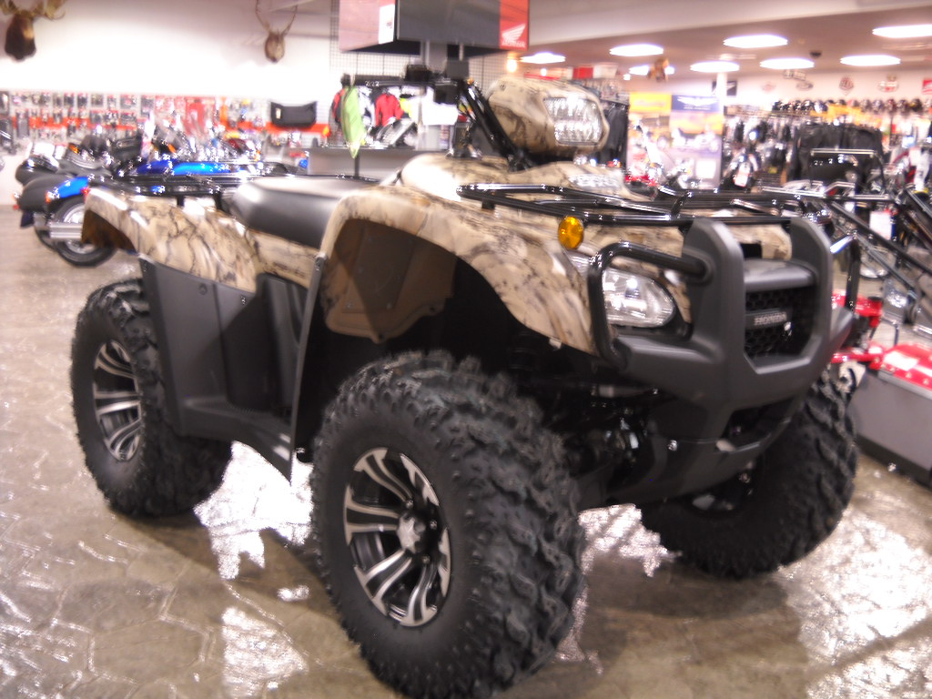 World Motorcycle Wallpapers 2012 Honda atv 1024x768