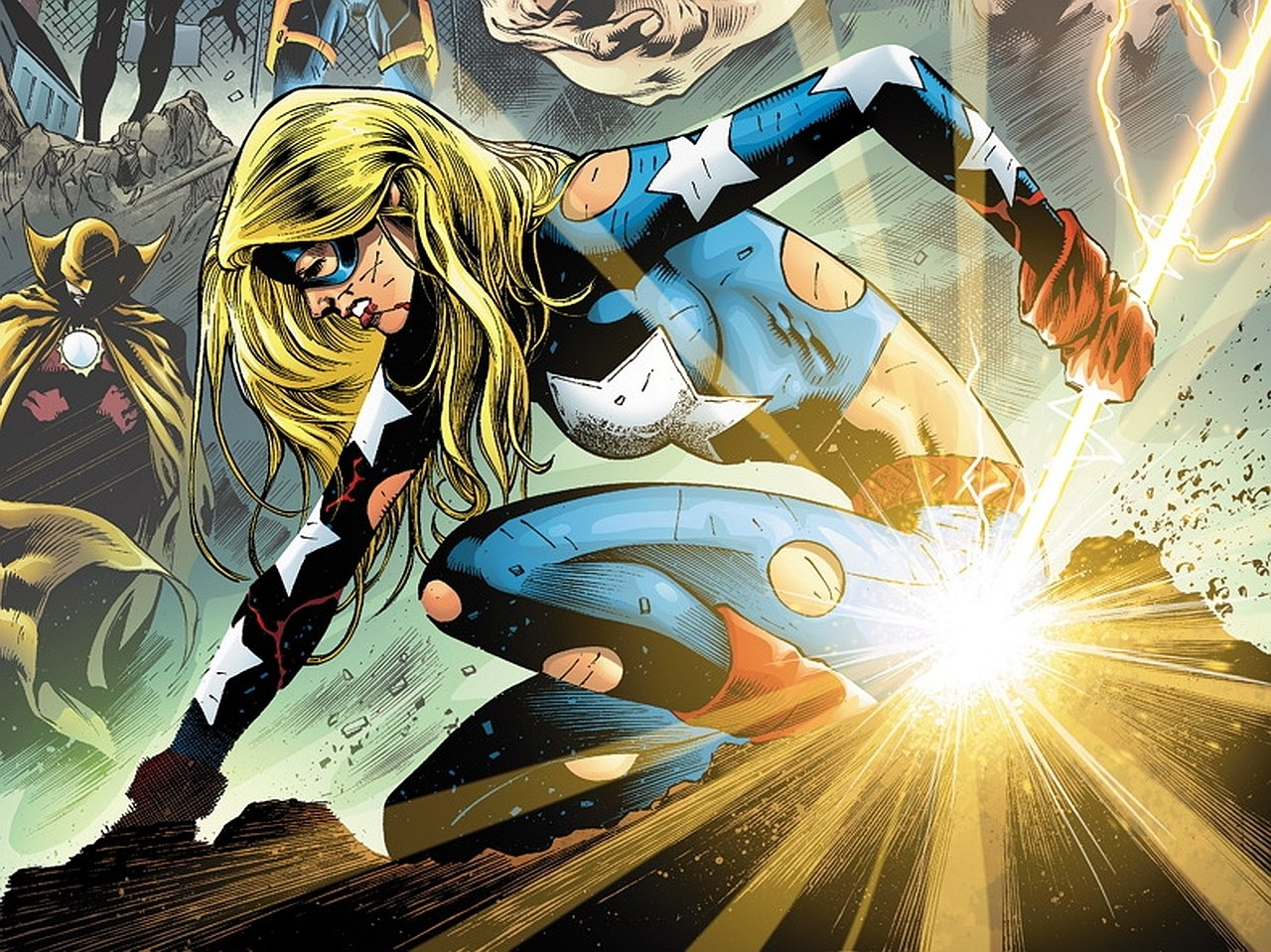 4 Stargirl DC Comics HD Wallpapers Background Images 1280x959