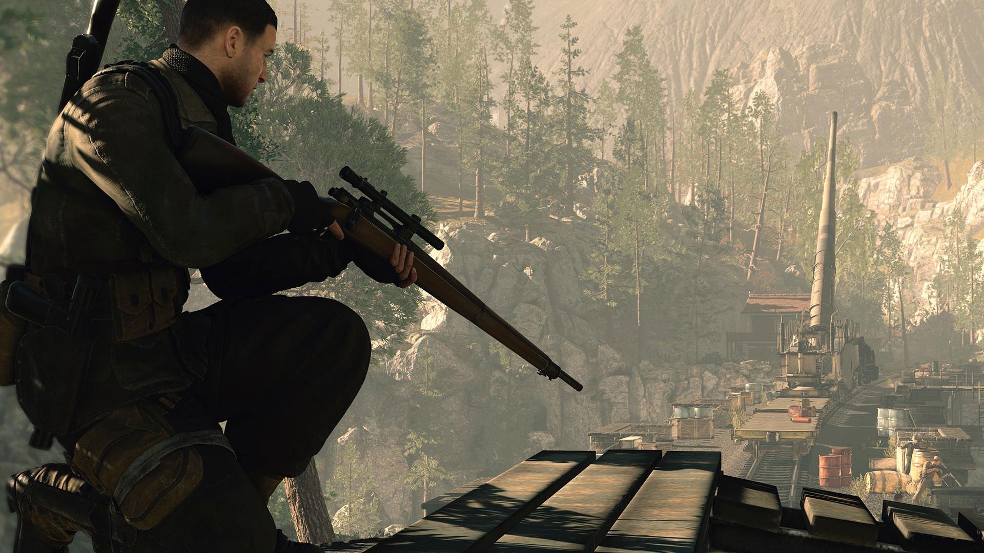 Sniper Elite 4 Wallpapers in Ultra HD 4K   Gameranx 1920x1080
