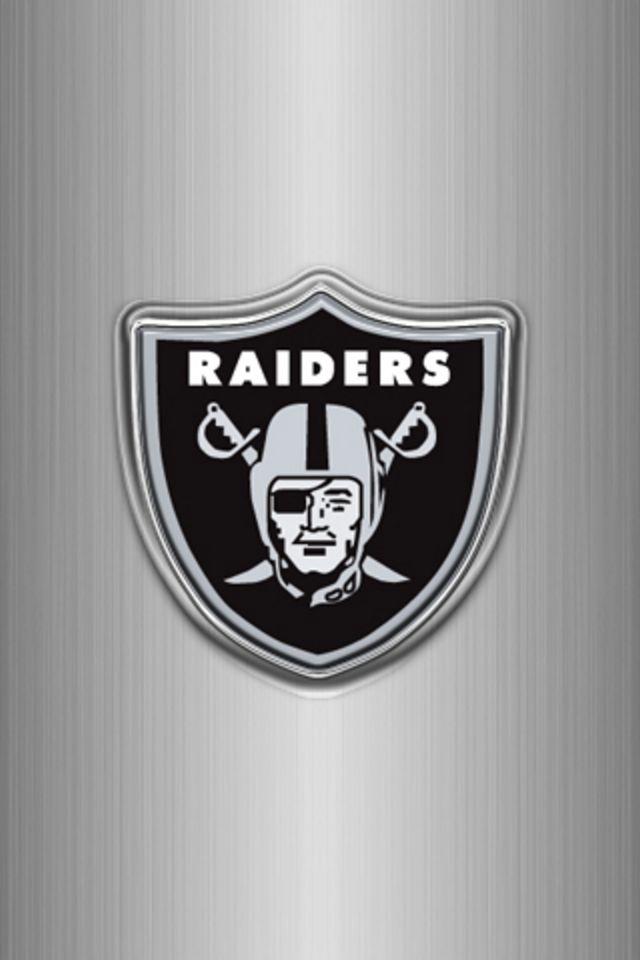 Oakland Raiders iPhone Wallpaper HD 640x960