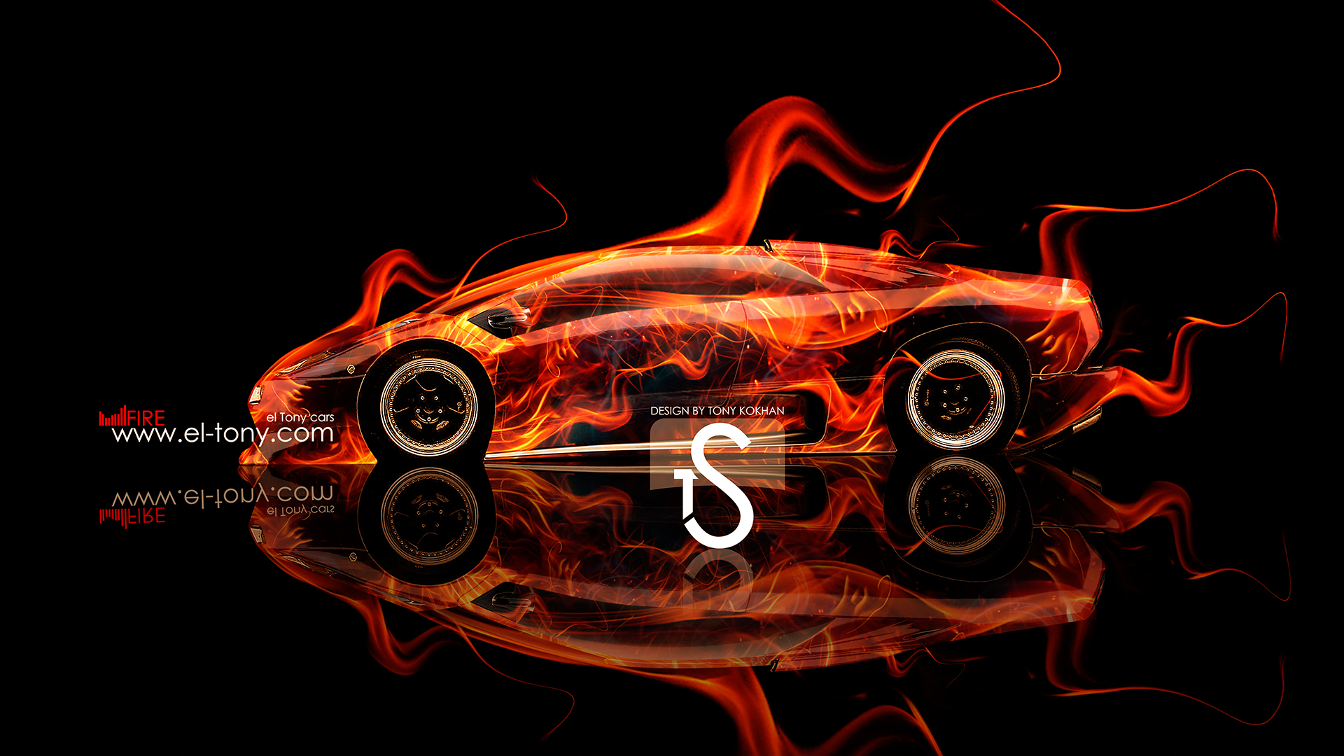 1920x1080 Lamborghini Diablo VT Side Fire Car 2013 HD Wallpapers Design By Tony  .
