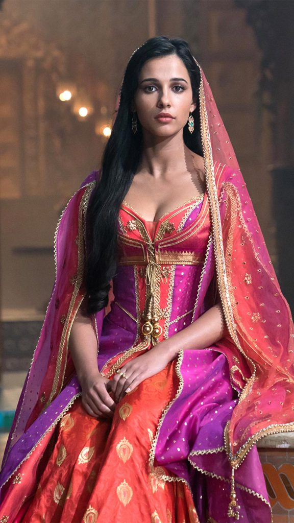 Download Best Quality Naomi Scott As Princess In Aladdin 4K UHD 576x1024