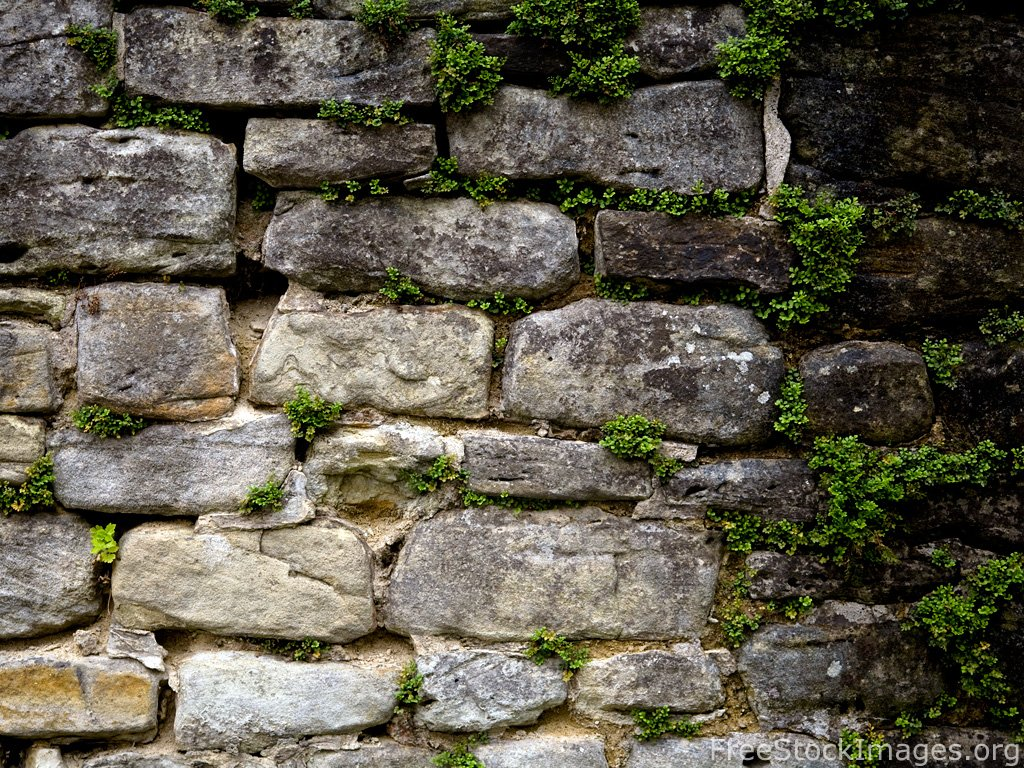 Wallpaper Stone Wall Wallpapersafari