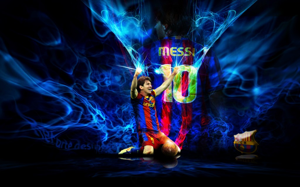 Lionel Messi Wallpapers Themes World Cup Style 1024x640