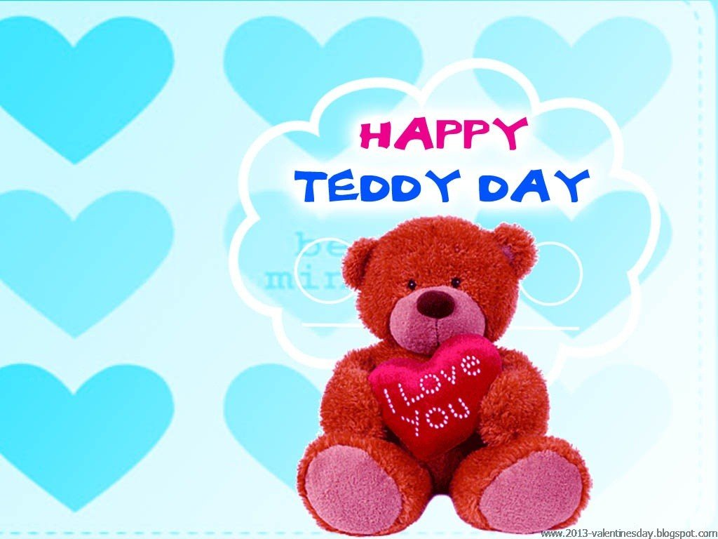Teddy day wallpapers wallpapersafari happy teddy day 2016 teddy bear hd wallpapers and quotes 1024x768 altavistaventures Images