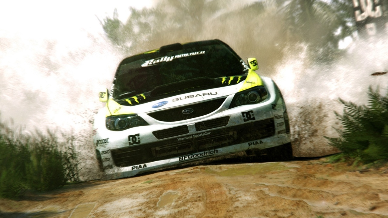 Dirt Rally llega a Steam Early Access 1280x720