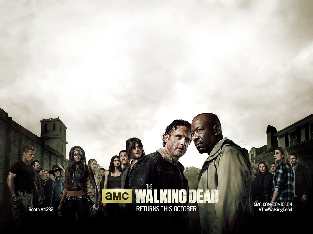 AMC Releases Season 6 Art! | The Walking Dead