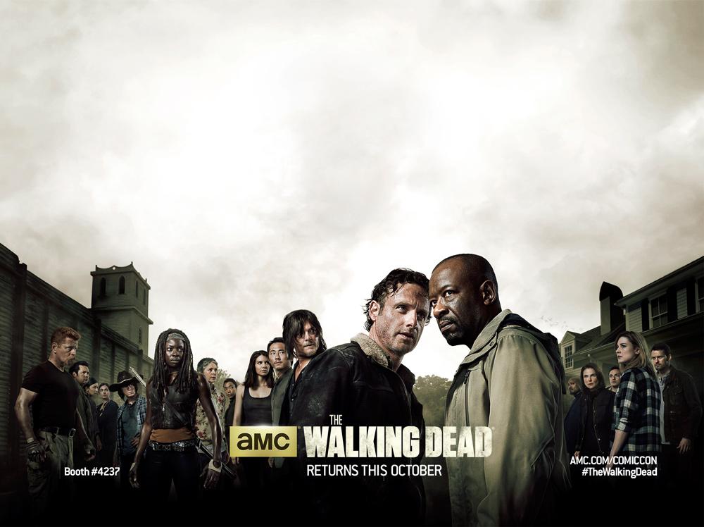 AMC Releases Season 6 Art The Walking Dead 1000x748