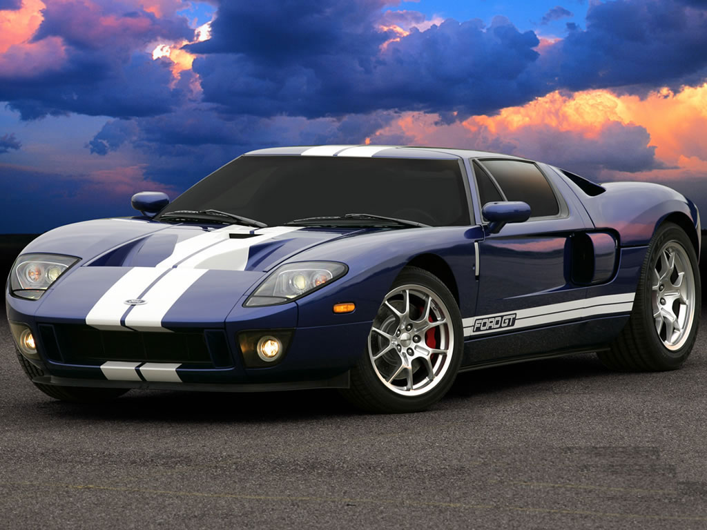 Ford Gt Wallpaper 5016 Hd Wallpapers in Cars   Imagescicom 1024x768