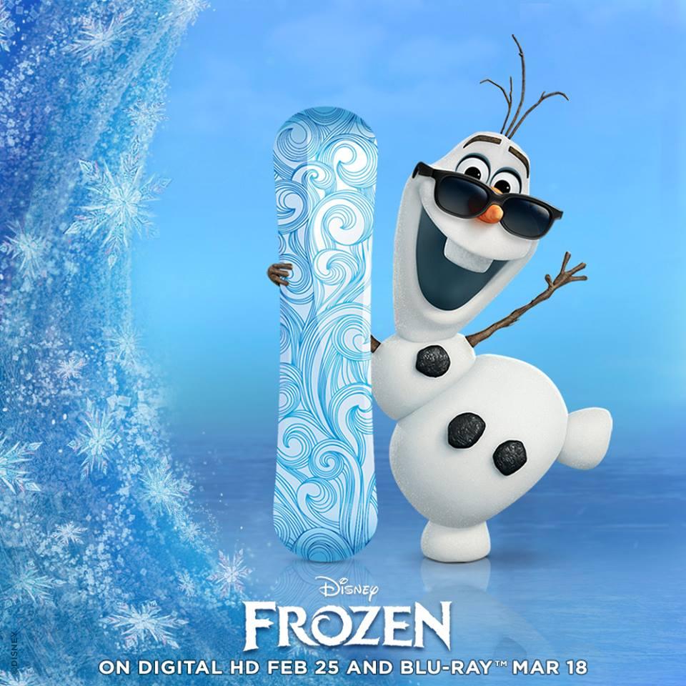 Olaf   Frozen Photo 36606881 960x960