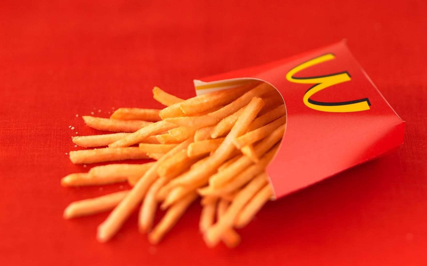 File Name Fast Food Wallpaper 1680x1050