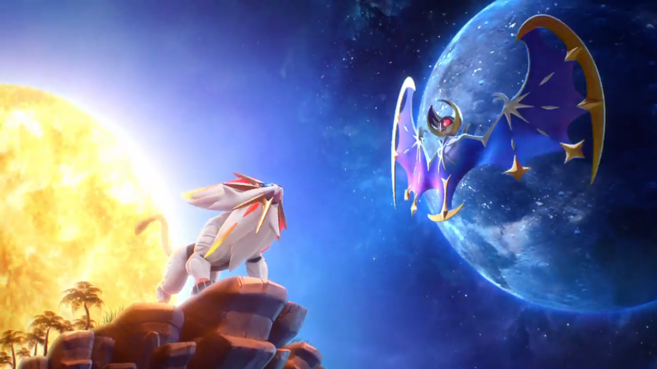 Solgaleo Hd Wallpapers posted by Christopher Peltier 1334x750