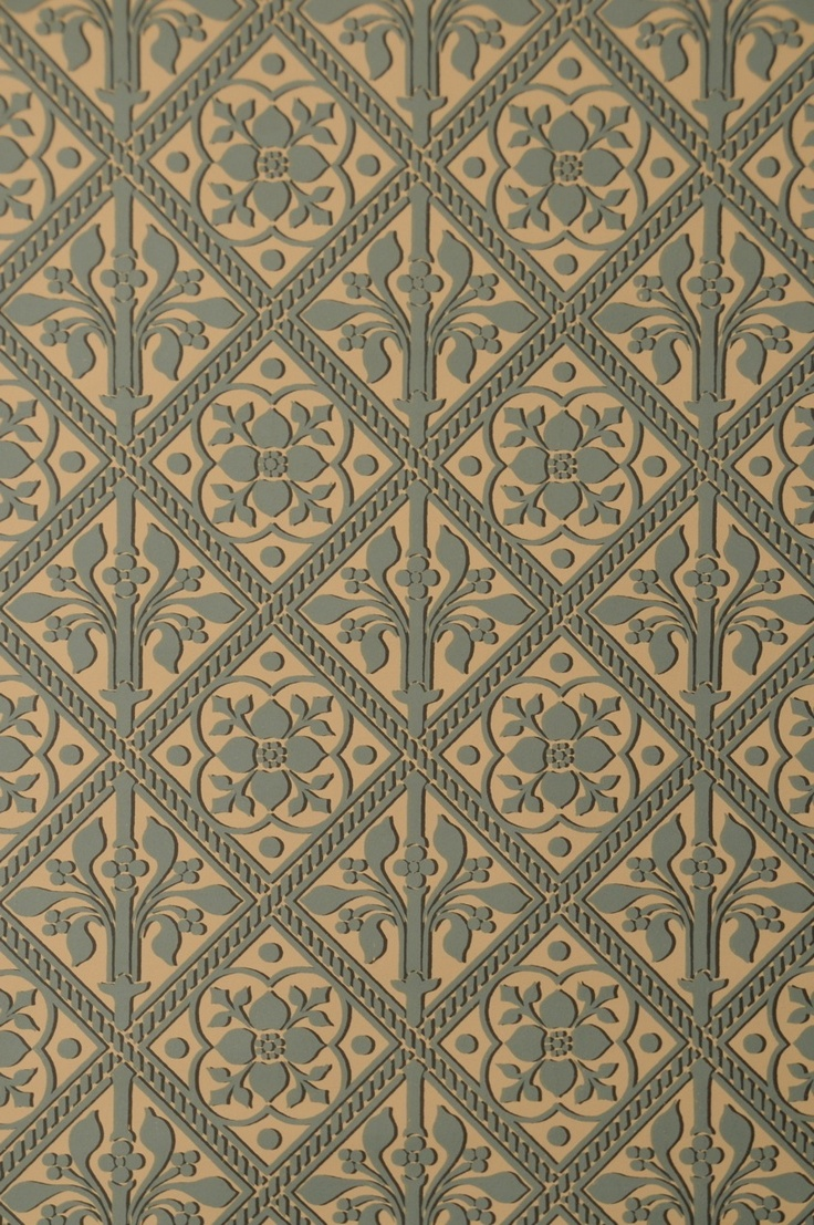 trellis wallpaper 2015   Grasscloth Wallpaper 736x1107