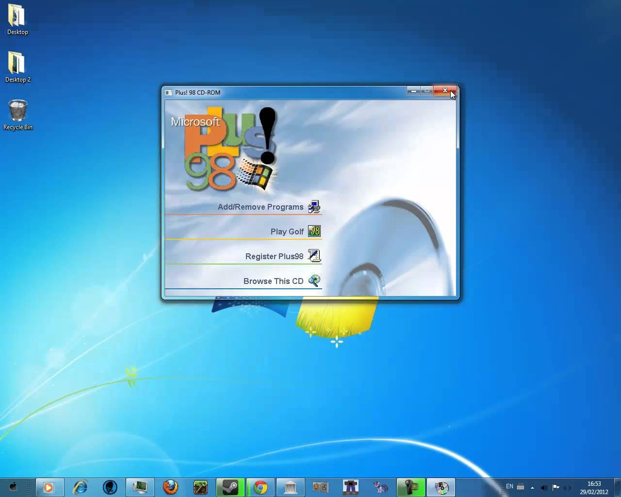 microsoft plus for windows 95