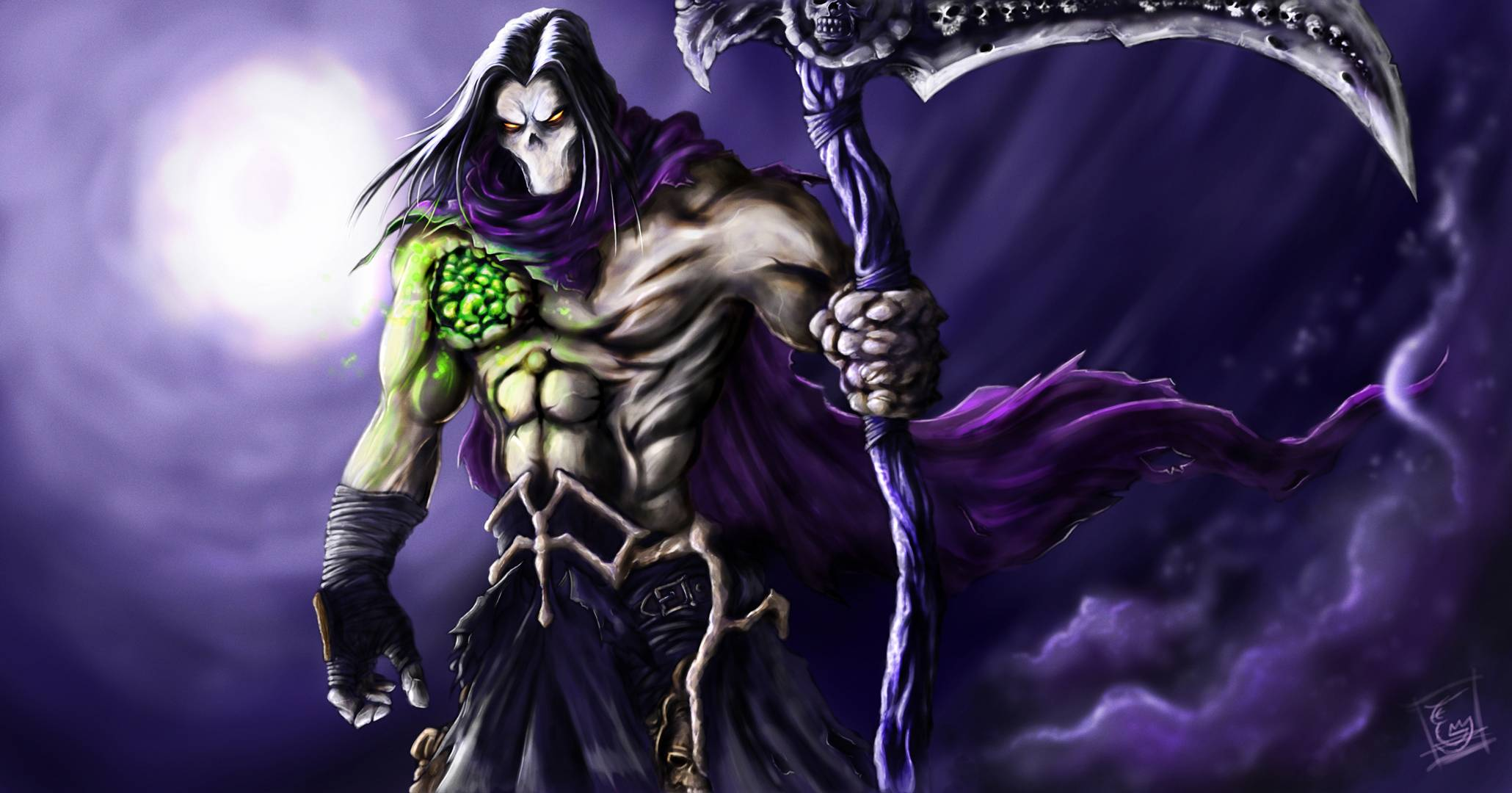 Darksiders 2 Wallpapers In HD GamingBoltcom Video Game News 2060x1080