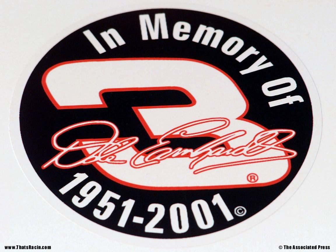 Dale earnhardt tribute