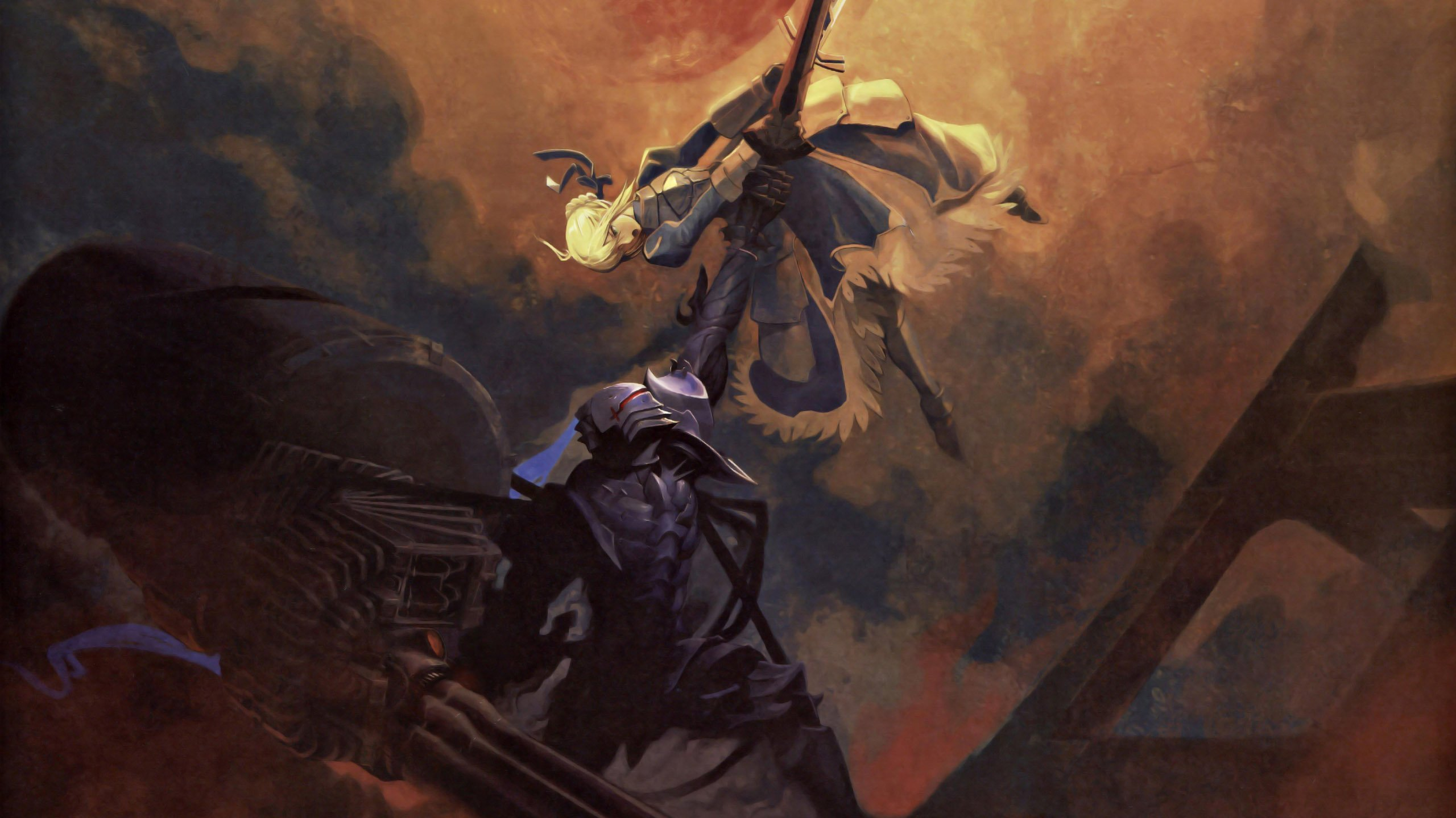 Fate Zero Wallpaper 3449 2560x1440