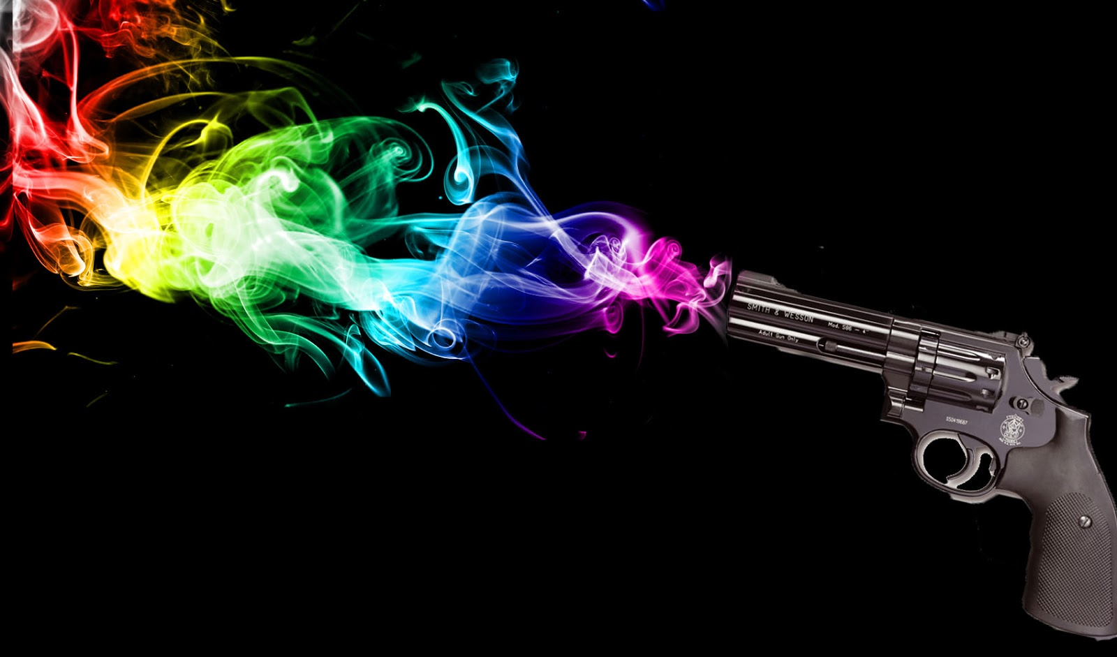 Rainbow Smoke HD Wallpapers   Desktop Wallpapers 1600x941