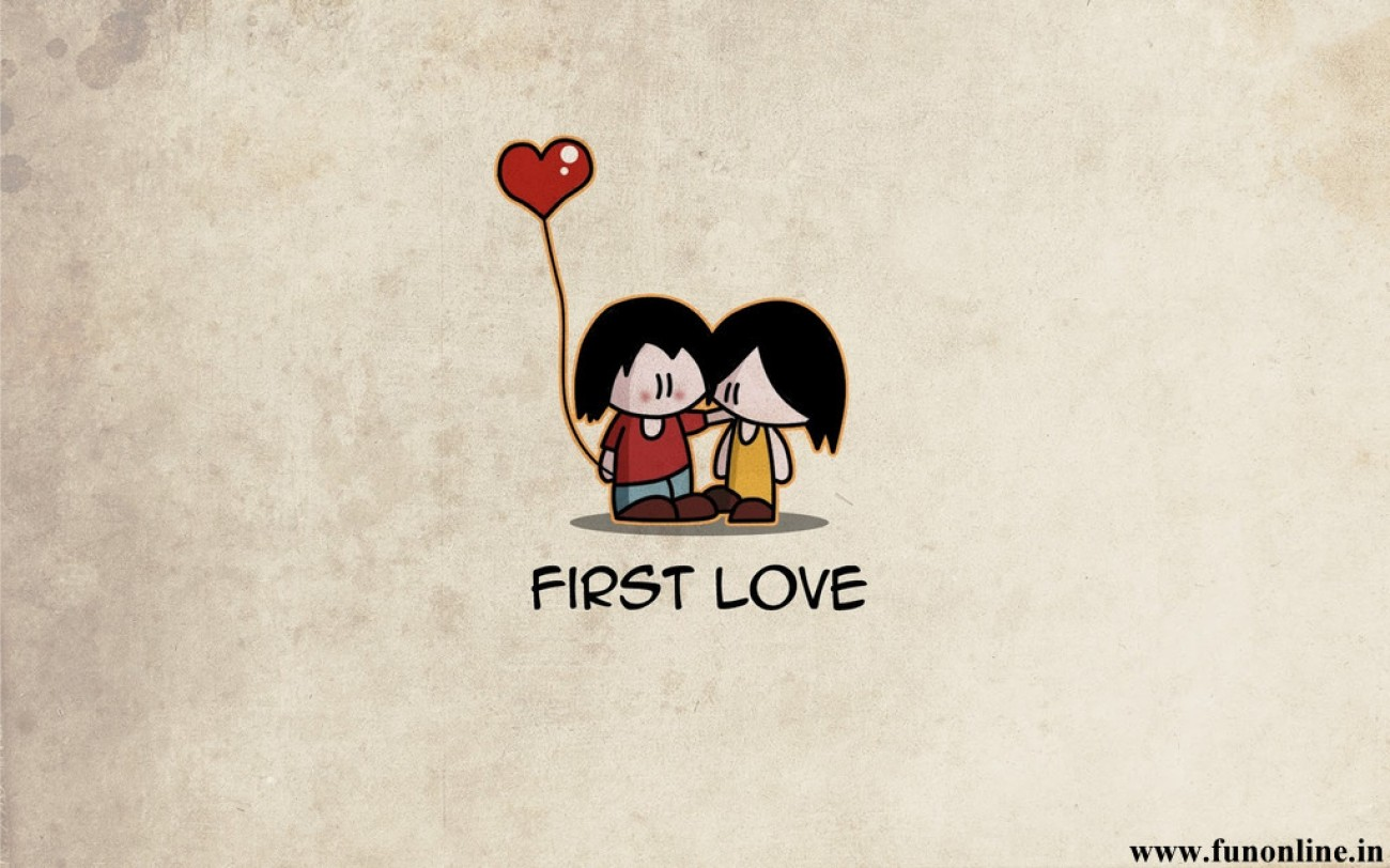 Anime couple with heart shaped balloon 1300x812