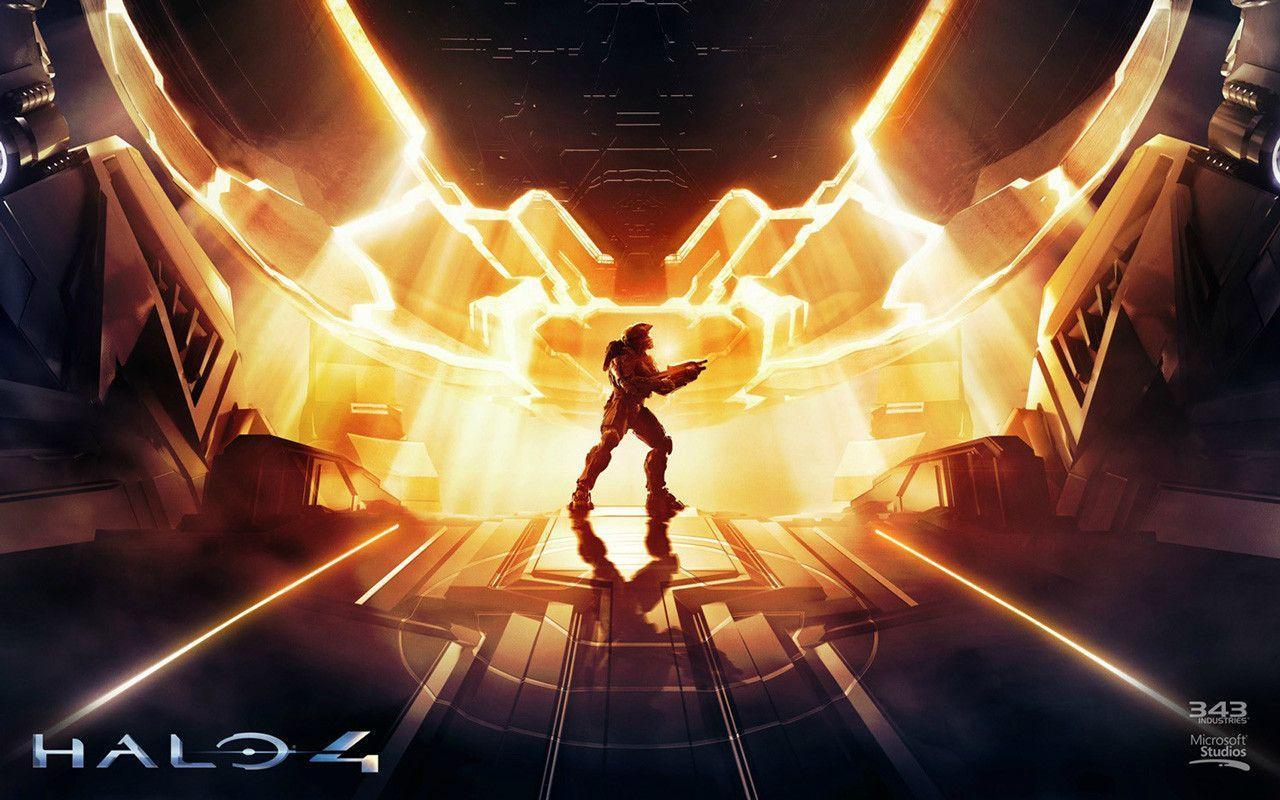 Cool Halo 4 Wallpapers 1280x800