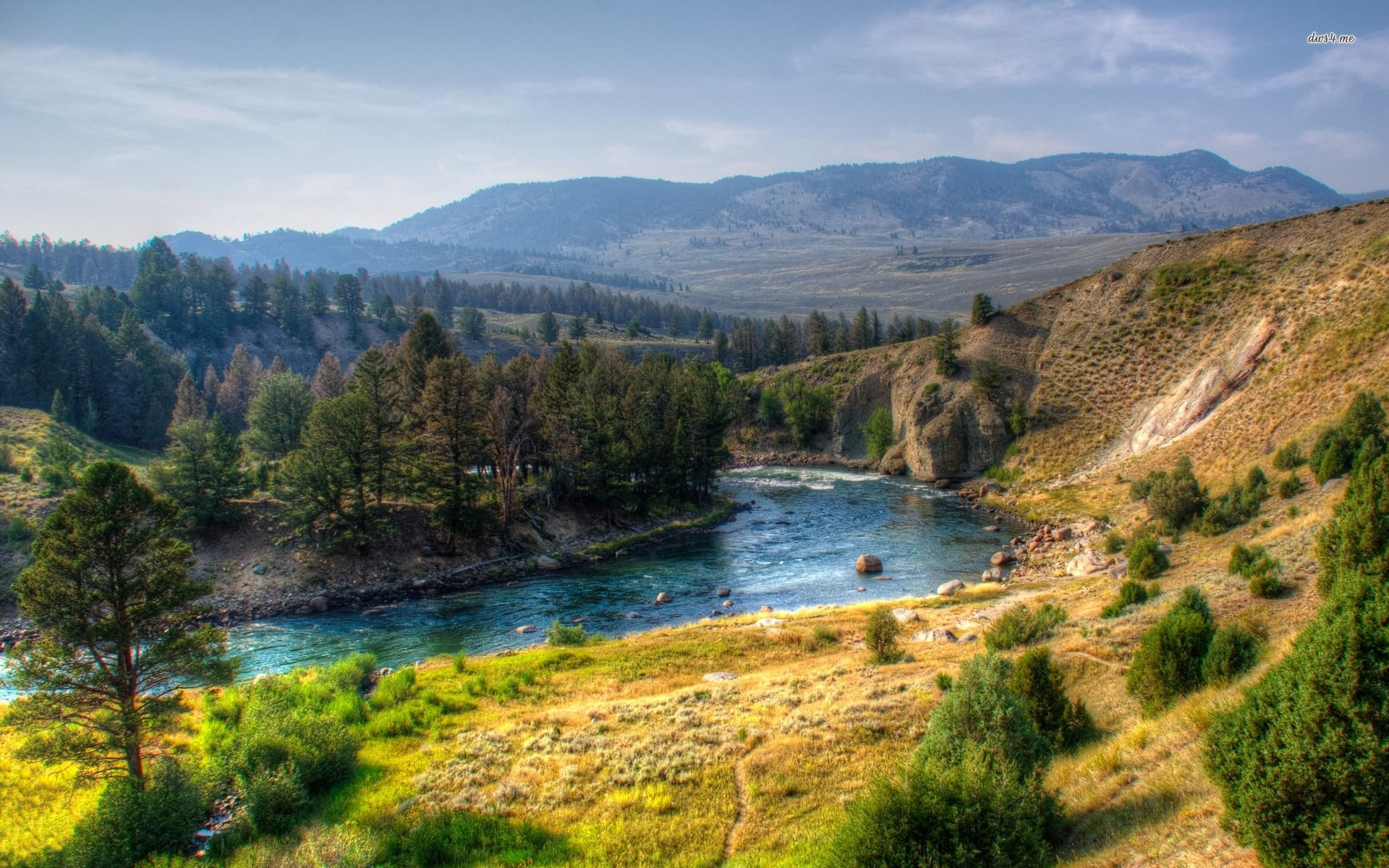 Yellowstone National Park wallpaper   Nature wallpapers   33832 1920x1200