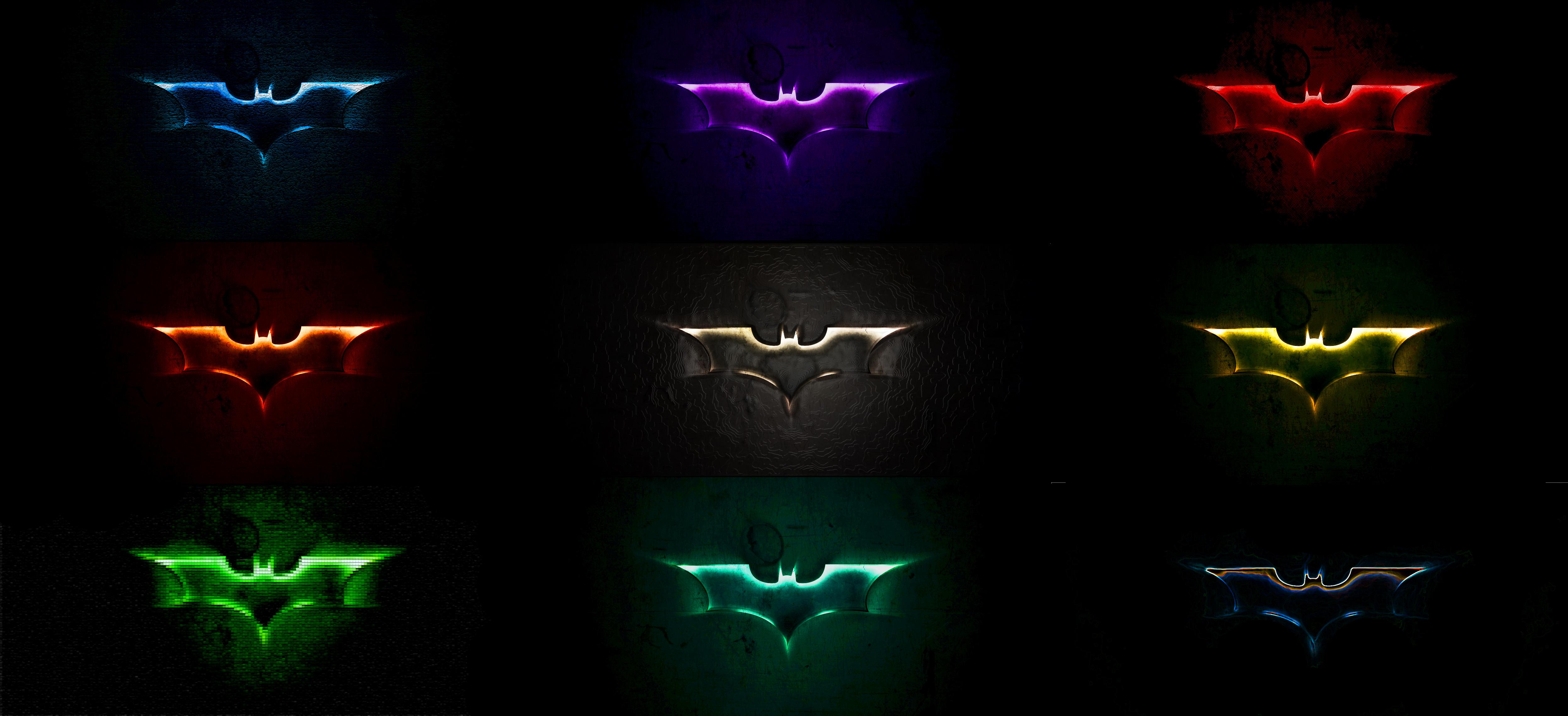 batman wallpaper by andyrewr 4991x2281