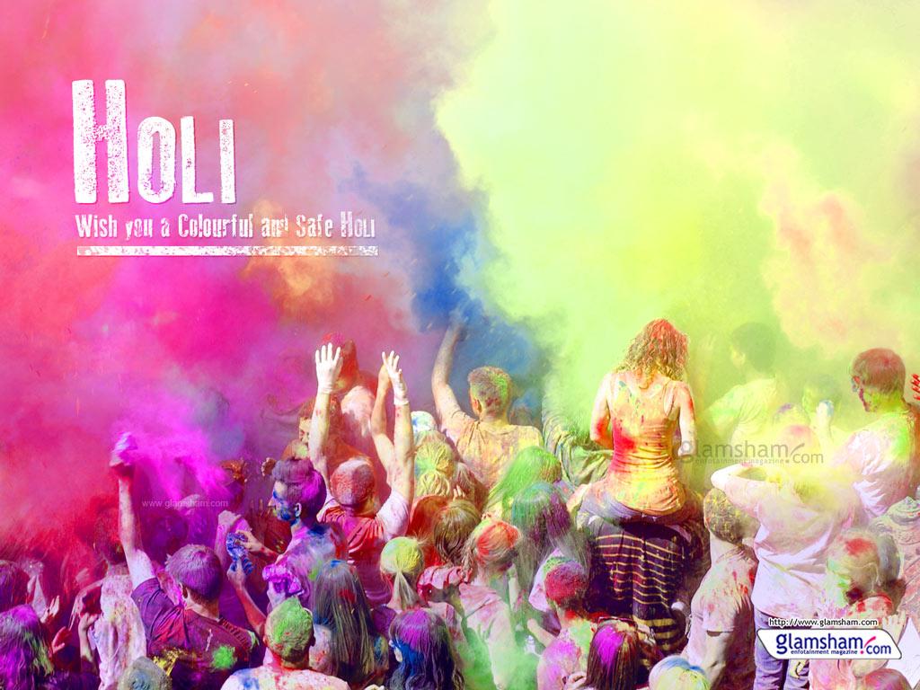 Holi HD wallpaper 38547   Glamsham 1024x768