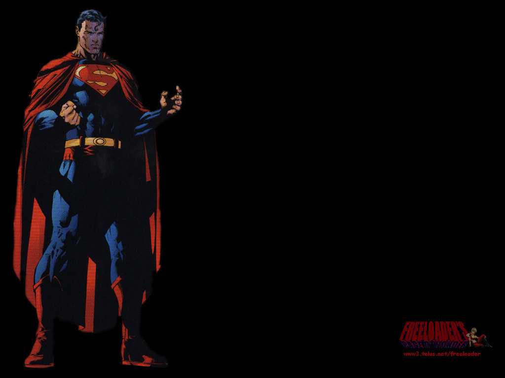 DC Comics Superman 1024x768