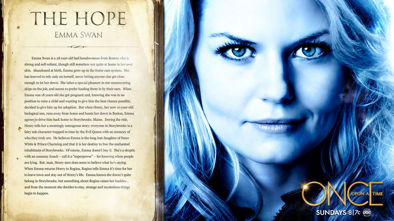 Free Download Once Upon A Time Images Emma Swan Wallpaper Photos