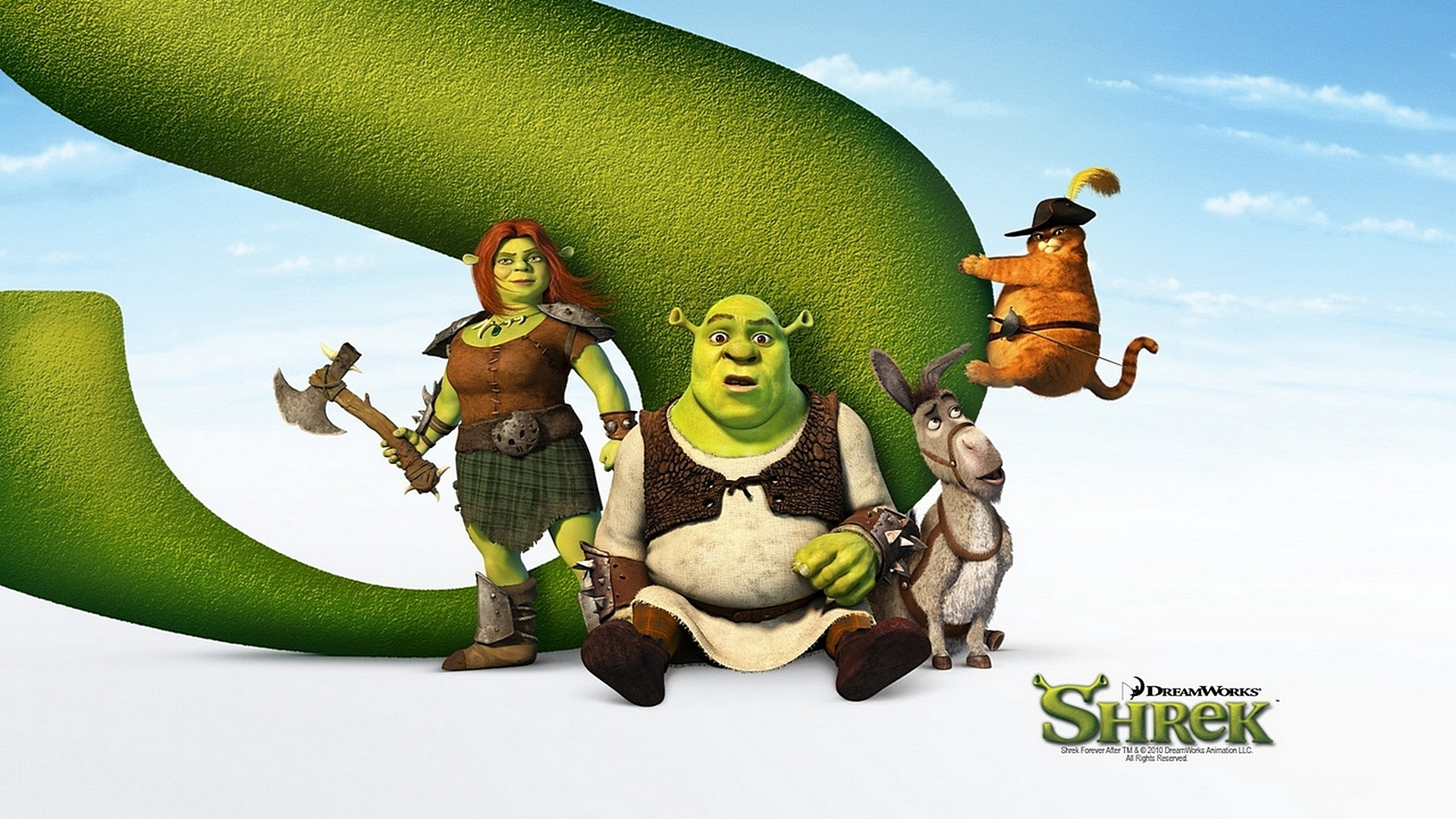 [77+] Shrek Wallpapers on WallpaperSafari