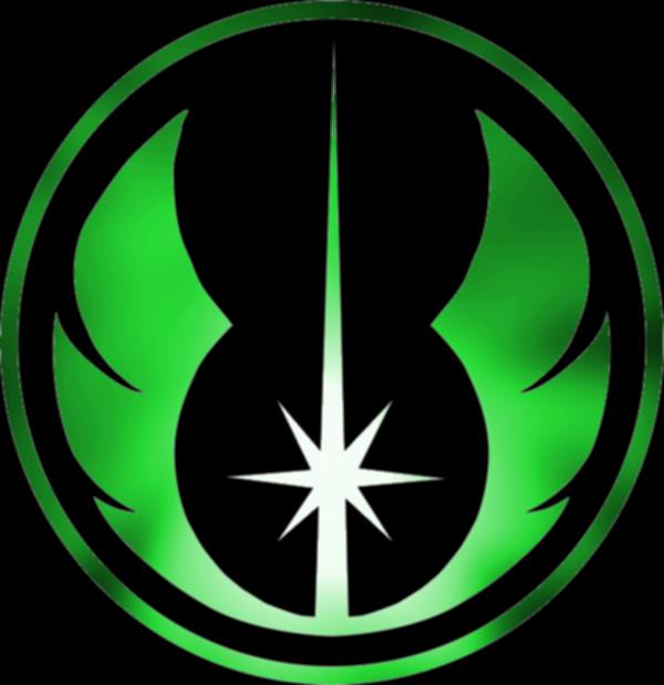 Jedi Logo Jedi greenpng 600x619