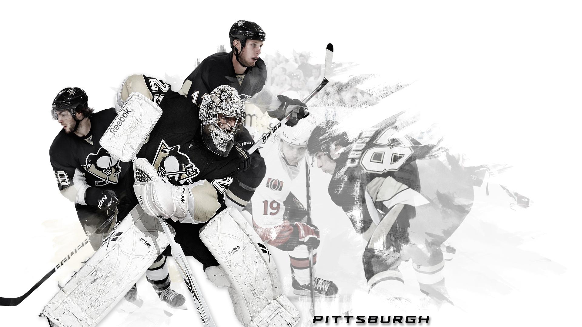 Wallpaper 1920x1080 nhl hockey sport players Full HD 1080p HD 1920x1080