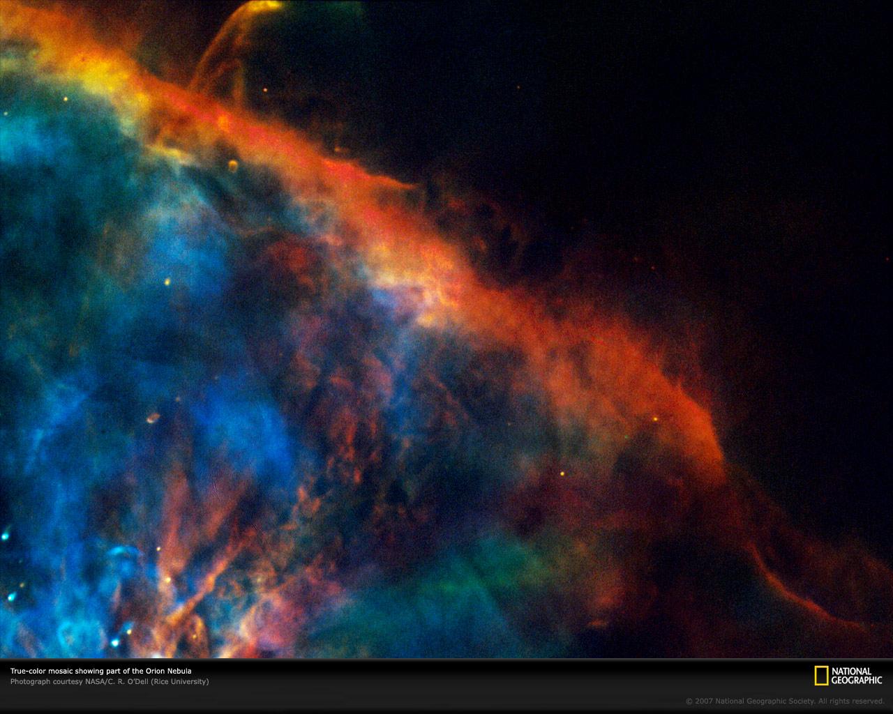 Orion Nebula 1280x1024
