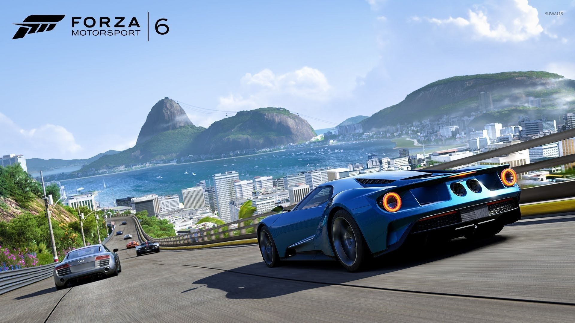 Forza Motorsport 6 wallpaper   Game wallpapers   44240 1366x768