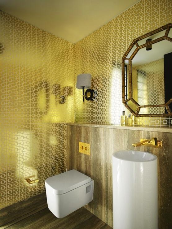 metallic wallpaper for bathroom 2015   Grasscloth Wallpaper 555x740