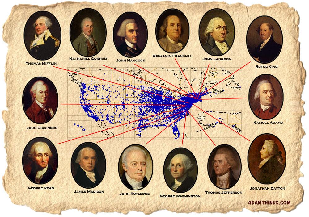 Founding Fathers ASPA National Weblog 1000x703