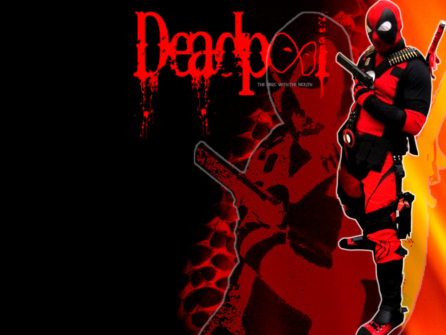 Cool Deadpool Wallpapers Awesome deadpool wallpaper by 900x675