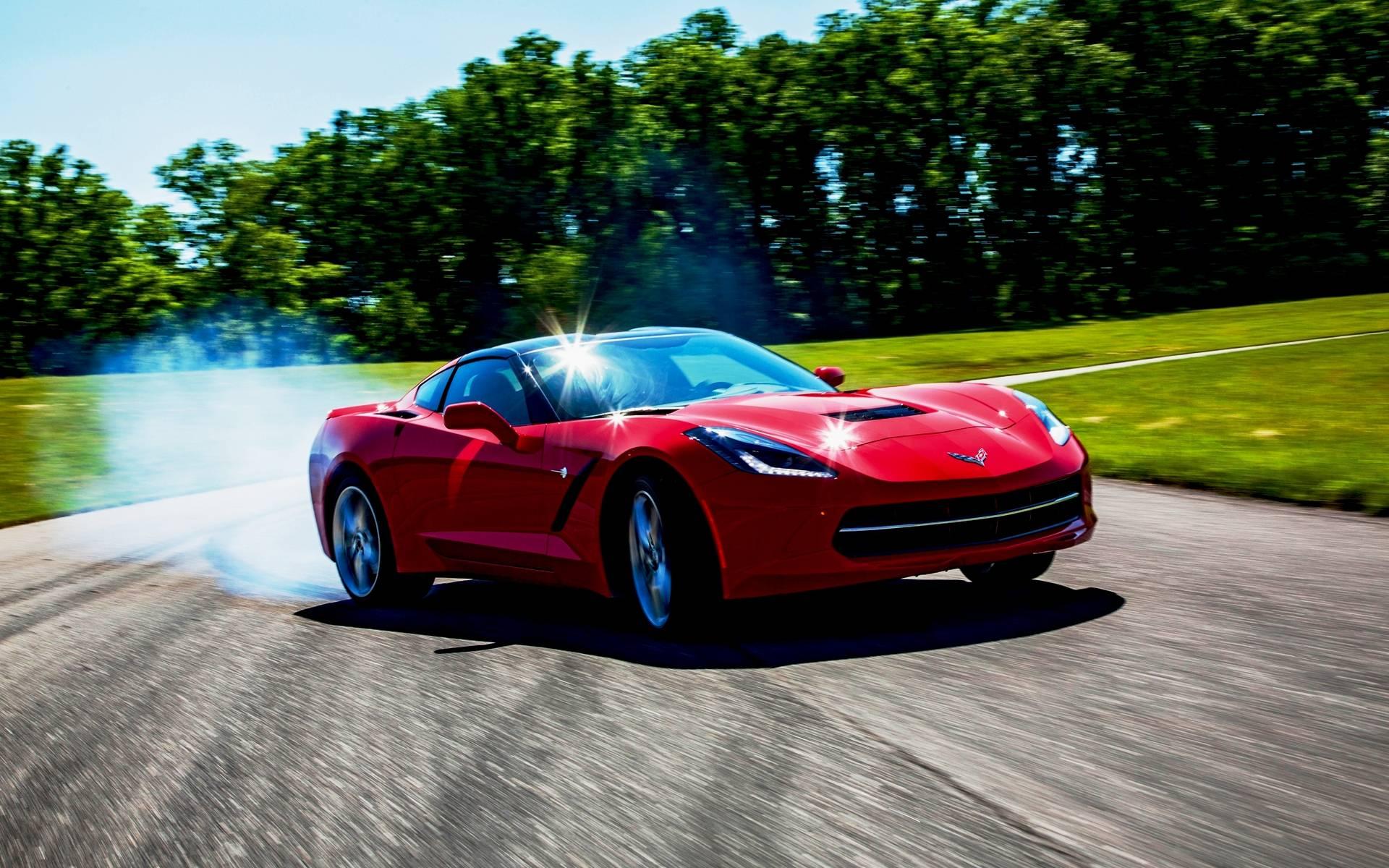 82 Corvette Wallpaper For Pc Wallpapersafari