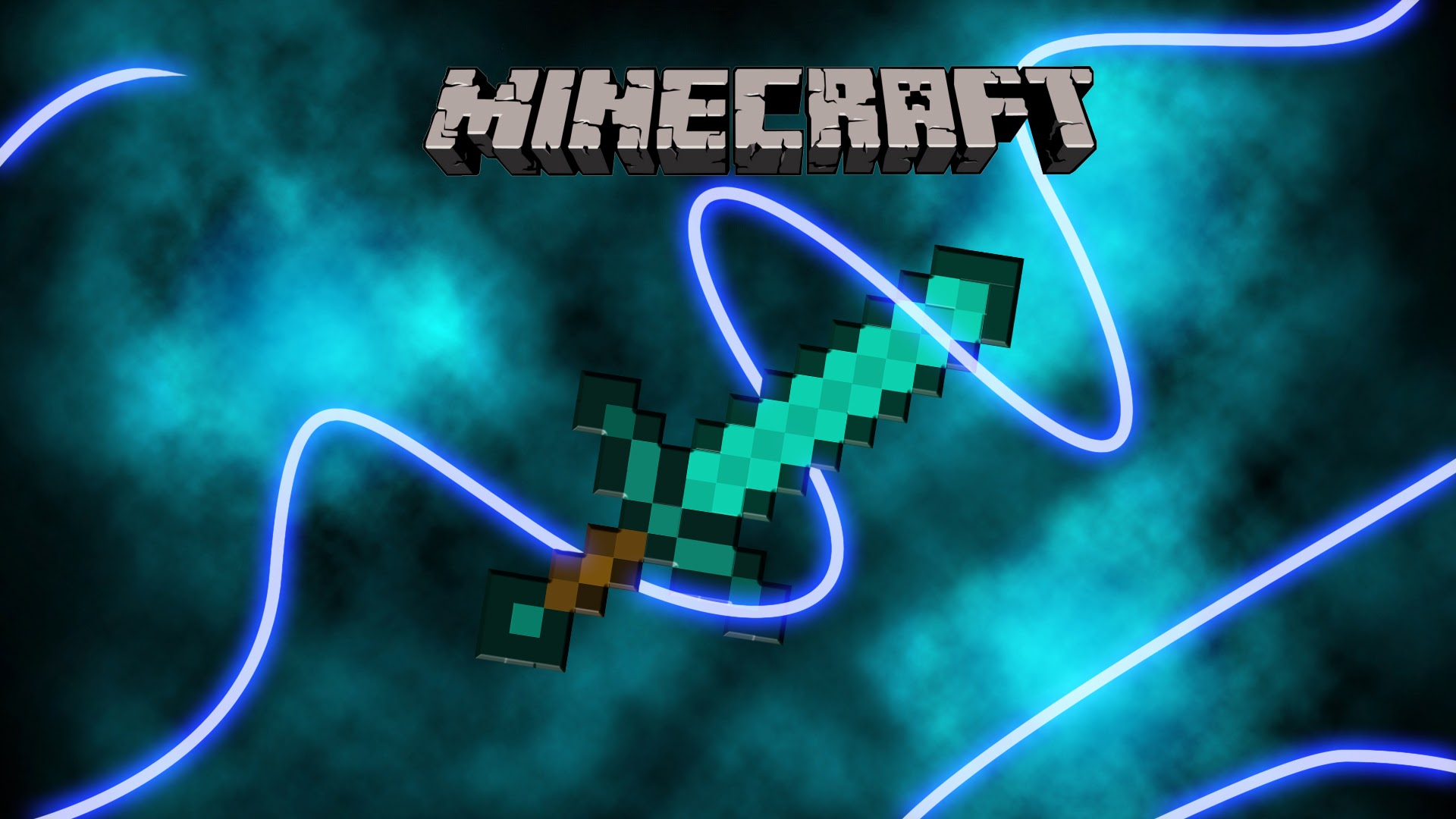 minecraft sword game wallpaper hd 1920x1080 a134 1920x1080
