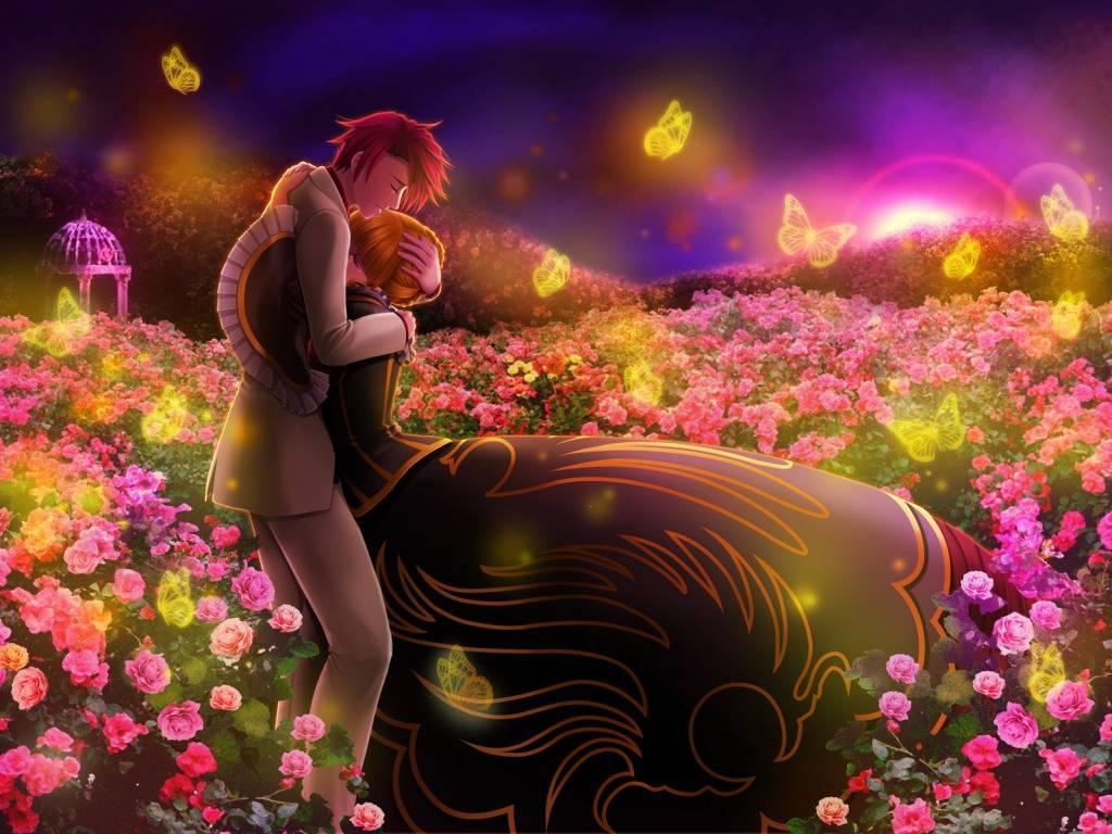 Love 3d Wallpaper: 3D Romantic Wallpaper